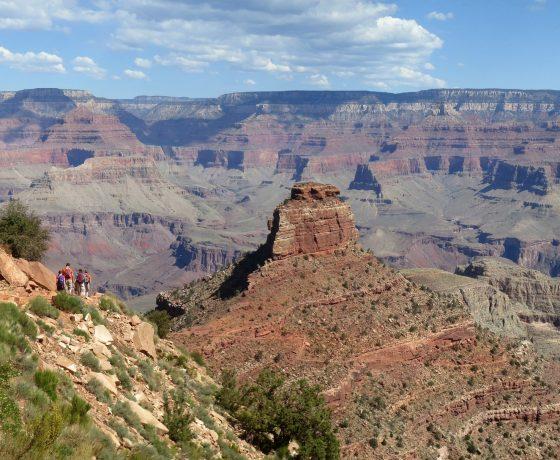 grand canyon - randonnée - voyage de randonnée - ouest américain - grands parcs nationaux - voyages d'aventure