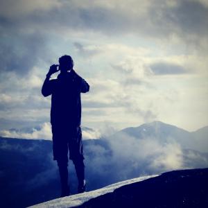 Randonnée nocturne - mont hurricane - randonnée raquette