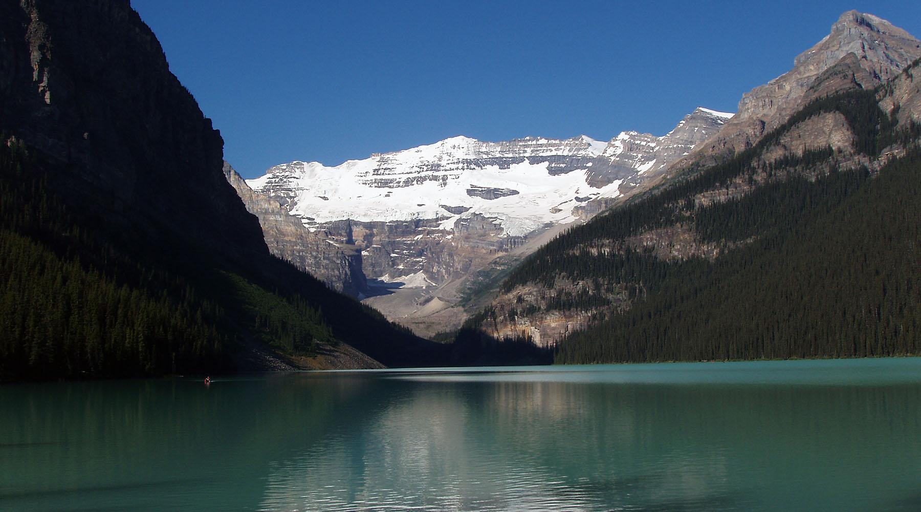 Lake Louise, Rocheuses canadiennes, Chinook voyages, aventure, randonnée, ouest canadien