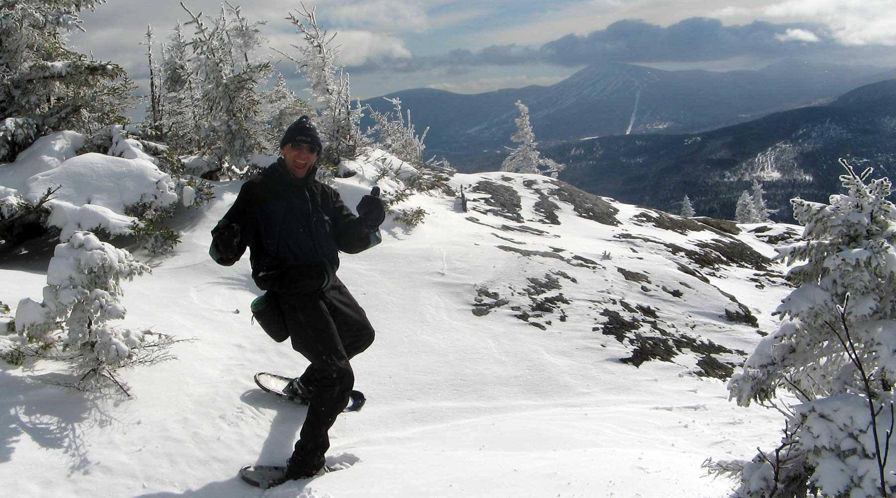 randonner en hiver, randonner l'hiver, randonnée, randonné, hiver, hivernal, hivernale, chinook voyage, voyage d'aventure, Biglow