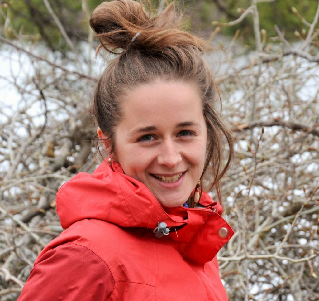 Chantale Gascon guide Chinook Aventure