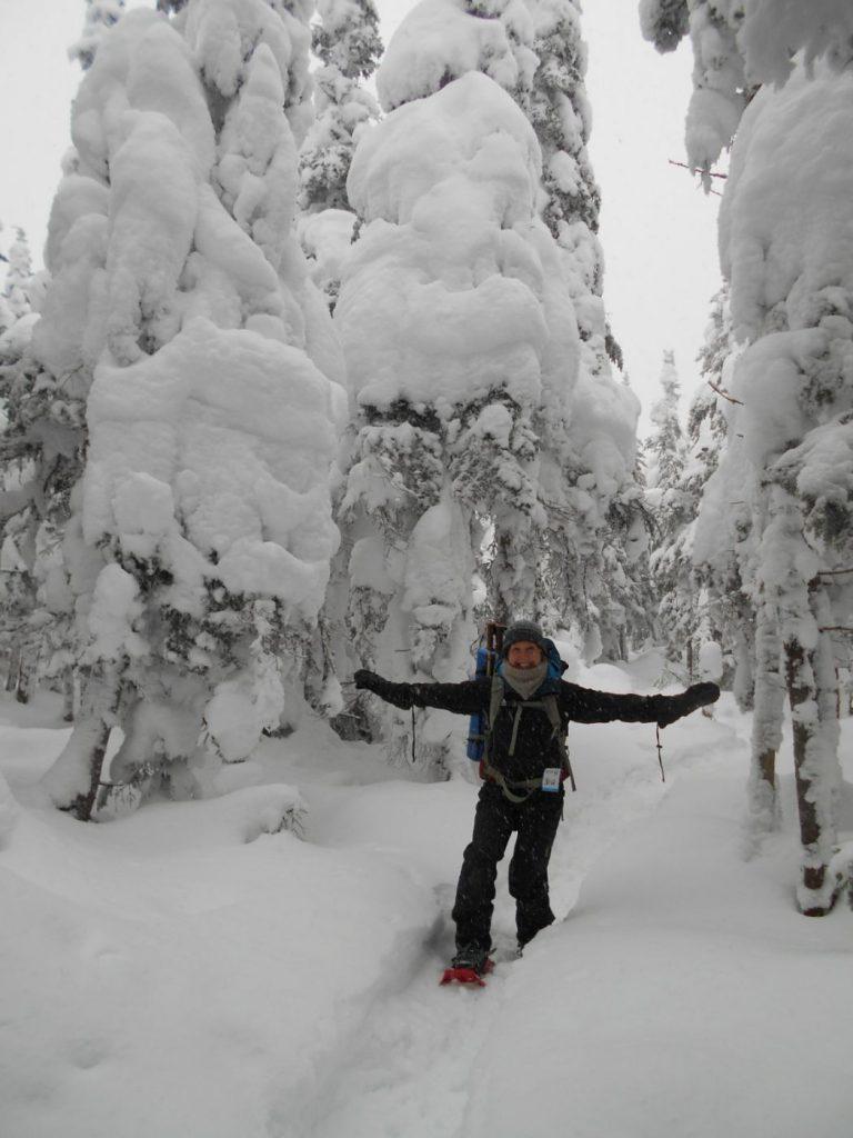 Eva portelance guide chinook aventure