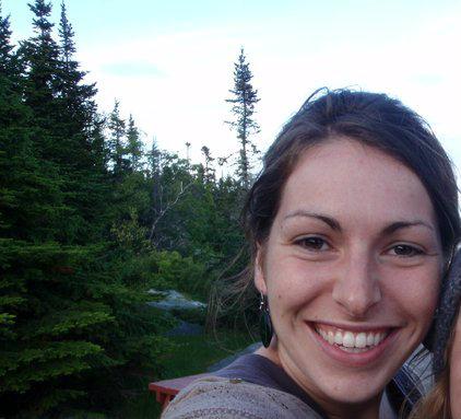 Helene Crowe guide d'aventure - tourisme aventure - guide randonnée pédestre - kayak de mer
