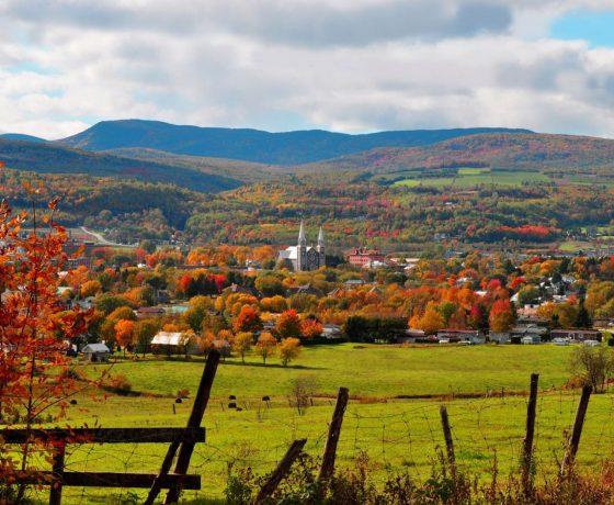 parcs des grands jardins - Annie Bolduc - tourisme charlevoix - automne charlevoix - detour nature - automne à charlevoix - randonnée automne
